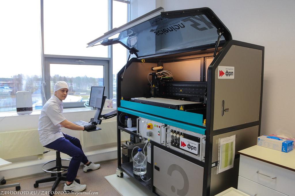 Как биотехнологическая компания «БиоПалитра» удивила весь мир IMG_7651