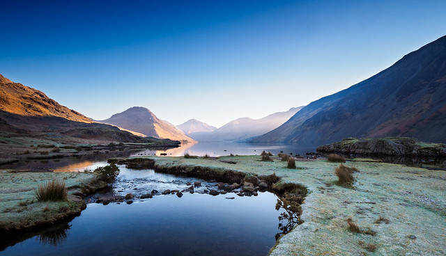 Wastwater and frost