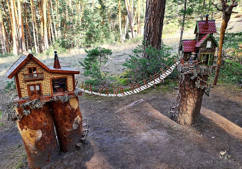 El Bosque Mágico de la Fuente del Pino (18)