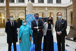"""13/04/2021 - Deusto acoge la exposición """"Mujeres en resistencia"""" del fotoperiodista Pierre-Yves Ginet"""