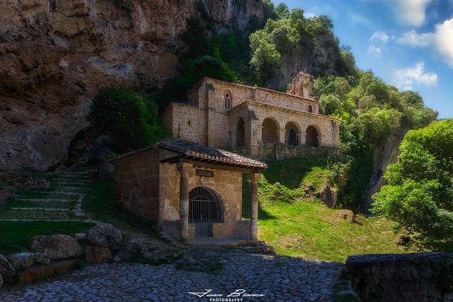 Ermita de Santa María de la Hoz  | Tobera | Burgos | 2013