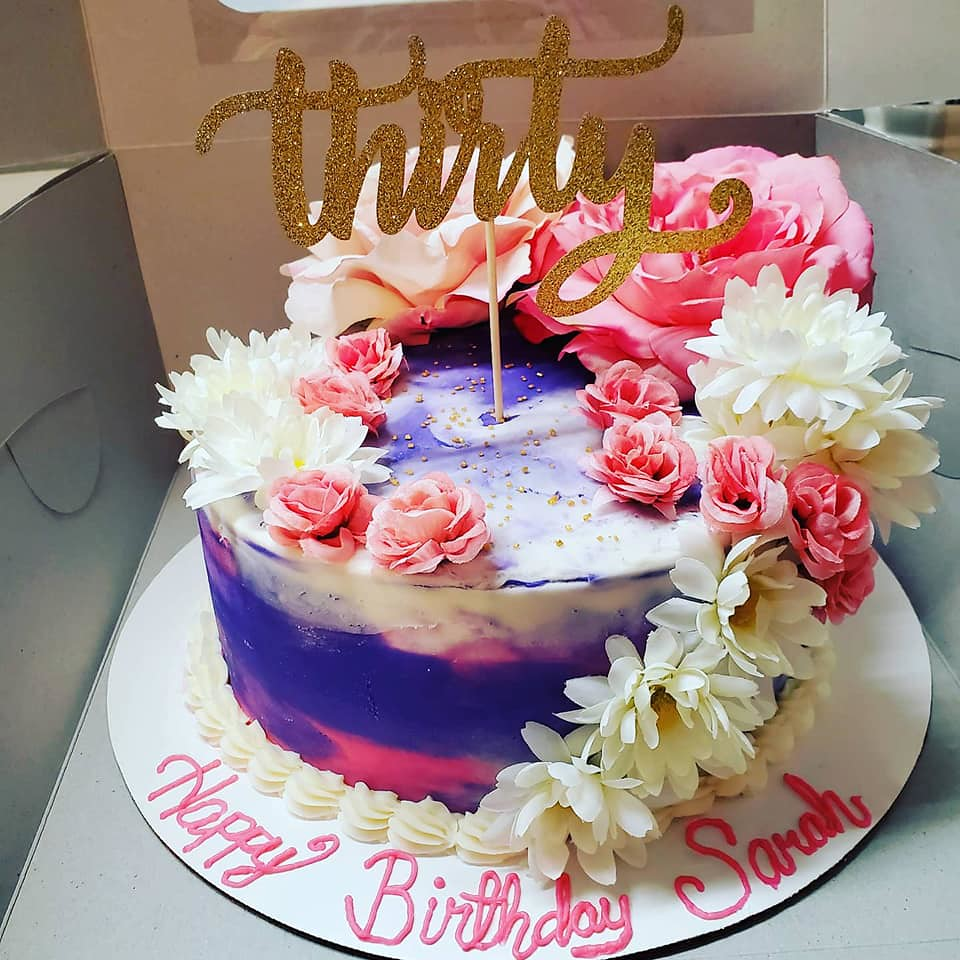 Cake by Sassy Sweets
