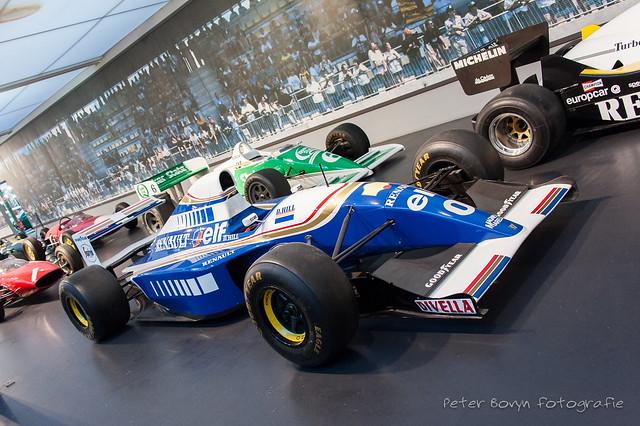 Williams-Renault FW15C Formula 1 - 1994