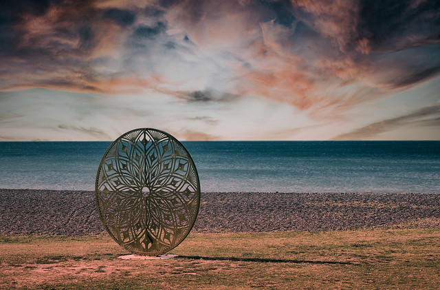 Sunset Disk