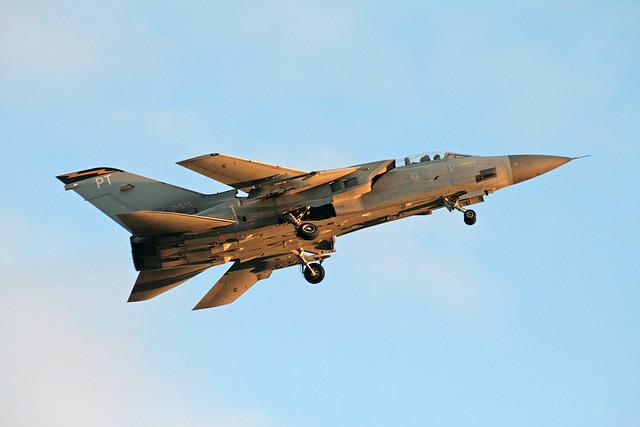 ZH555 Panavia Tornado F3 Royal Air Force