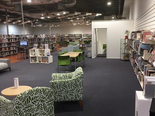 Linwood Library and Service Centre at Eastgate