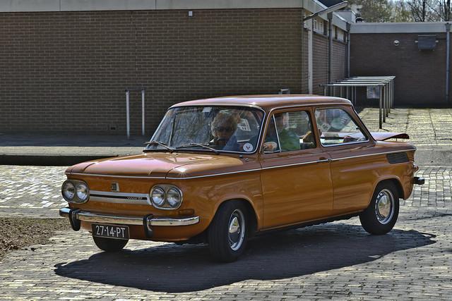 NSU 1000 (Prinz) TT 1970 (2081)