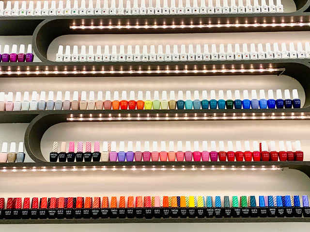 Nail Polish Everywhere.