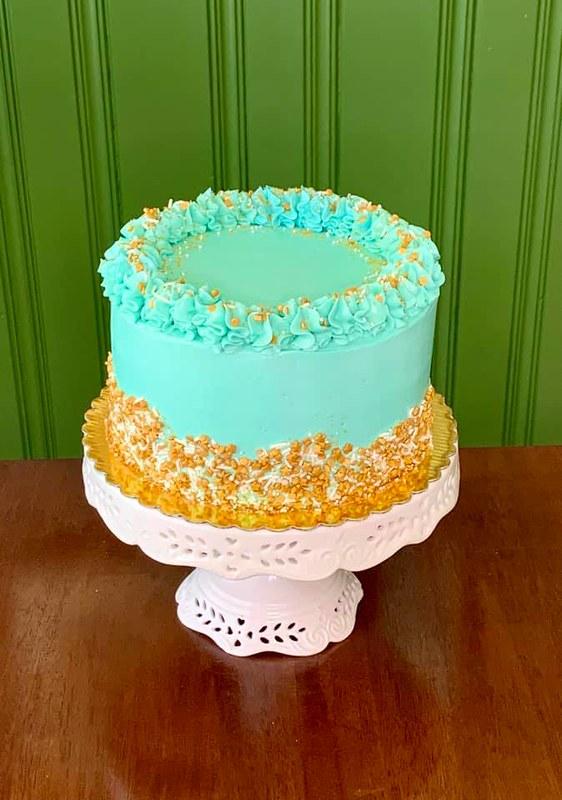 Cake by Rebekah Bakes