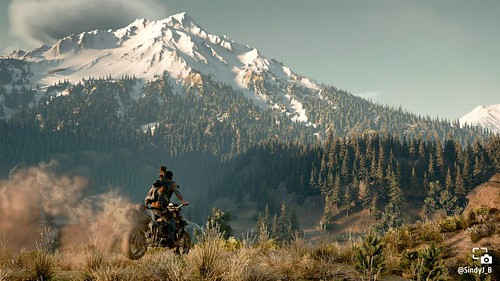 Share of the Week - Days Gone Second Anniversary | by PlayStation.Blog