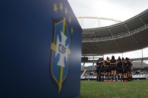 Botafogo x Palmeiras, futebol feminino - 29/04/2021