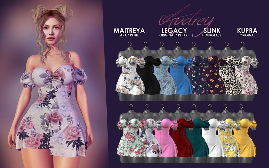 MAAI Audrey dress + GIVEAWAY