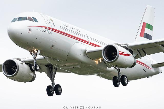 A320-232 PAB Airwings United Arab Emirates A6-HMS msn3379