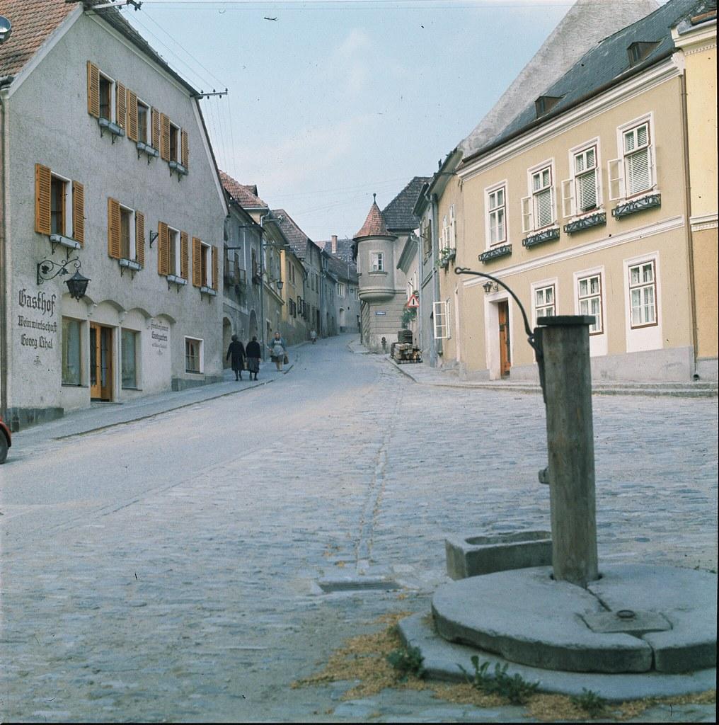 17. Площадь в небольшом городке Руст, расположенном в федеральной земле  Бургенланд