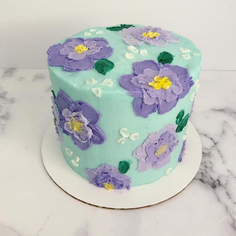 Cake by Wild Honey Baking Co.