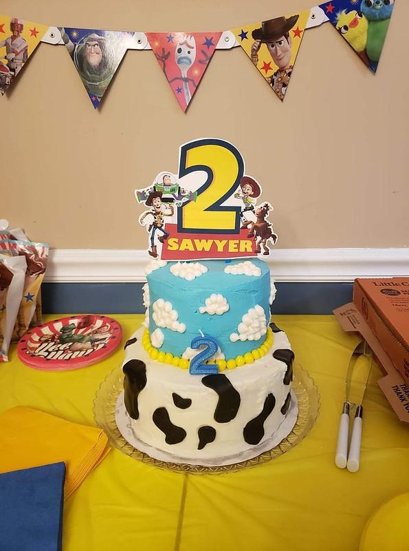 Cake by B's Sweet Creations