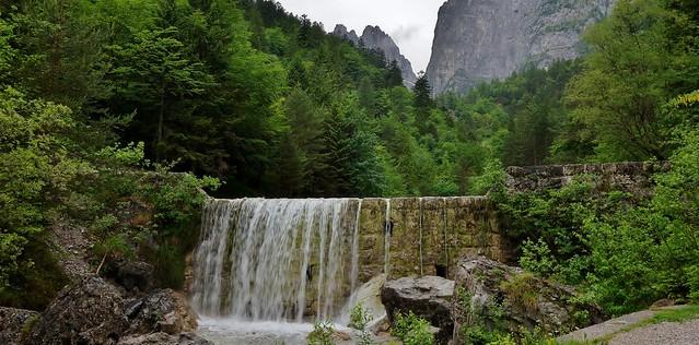 ITALIEN / Italy, Rund um Molveno (TN) , Rio Masso, 79026/13637