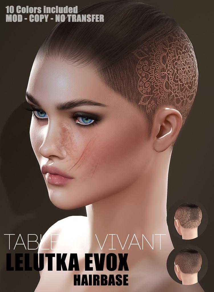Tableau Vivant – leLutka EvoX Hairbase 08