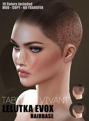 Tableau Vivant - leLutka EvoX Hairbase 08