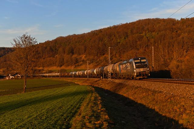 Railpool / Retrack 193 993