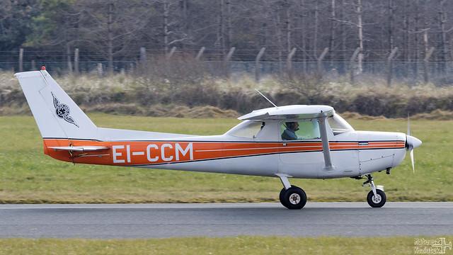 Cessna 152 EI-CCM