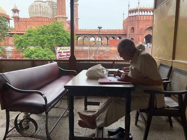 City Obituary - Haji Faiyazuddin, Old Delhib77455596f_o