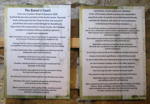 Fife Folk Museum Notices