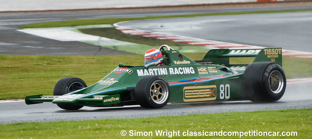 1979 Lotus 80 Manfredo Rossi 2012