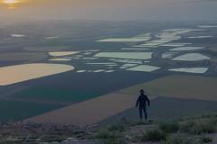 Gilboa Mount Shaul Paragliding
