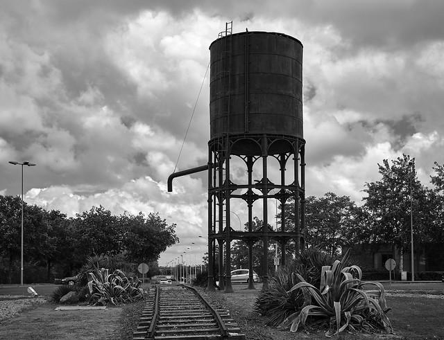 Depósito de agua ferroviario (Explore Mayo-01-2021)