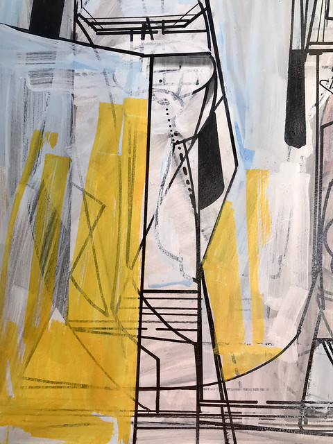 Jim Harris: Outpost at East Chelborough.