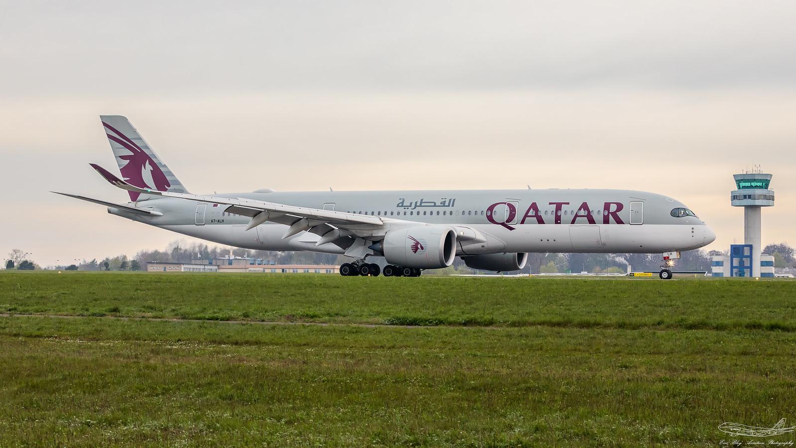 30.04.2021 A350-900 first visit at ELLX 51148008987_18a81ae8b5_h