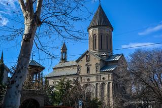 2014. Georgia. Tiflis. Tbilisi.