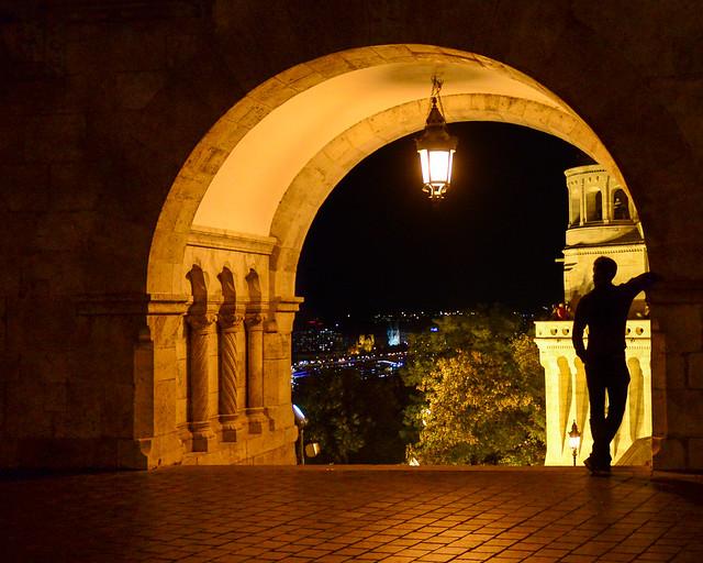 Uno de los mejores lugares que ver de noche en Budapest