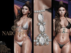 Narcisse - Danni Gem Bikini at Fameshed