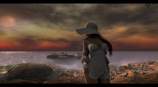 -feel the sun set-