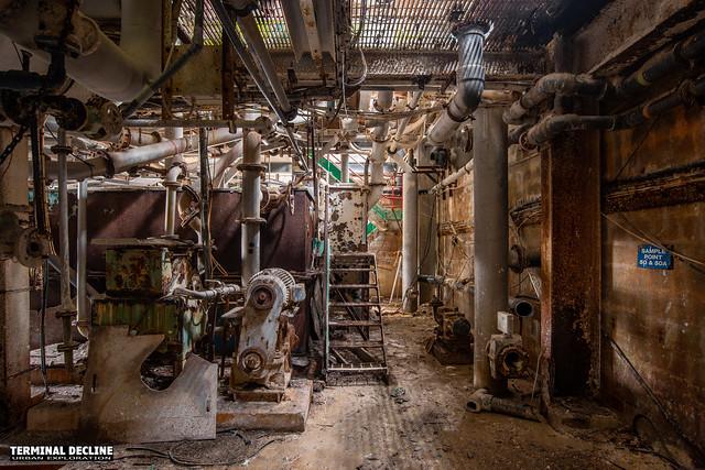 China Clay Refinery