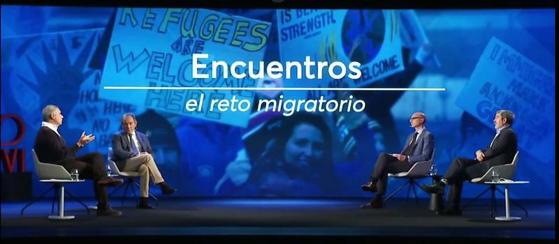 El reto migratorio