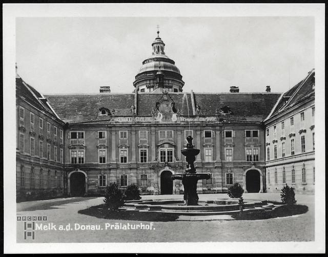 ArchivTappen233AAl3j640 Aufenthaltsort in der K.L.V., Melk Donau, Österreich, 1930-1940er