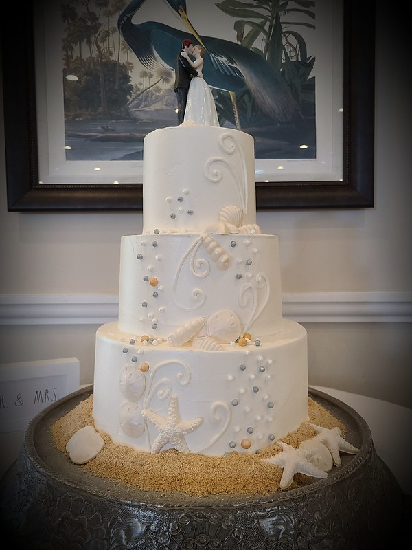 Cake by Buttercream Cakes & Catering