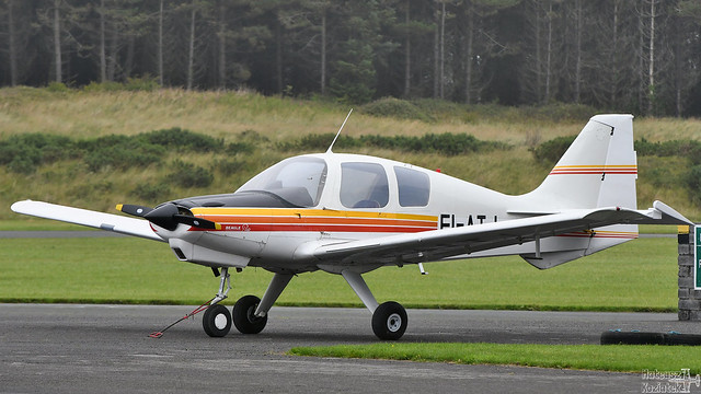 Beagle B121 Pup 100 EI-ATJ