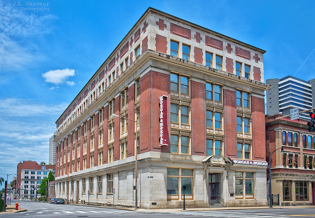 Southern Methodist Publishing House - Downtown Nashville, Tennessee