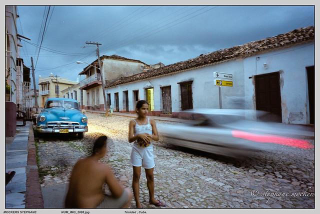 Trinidad , Cuba.