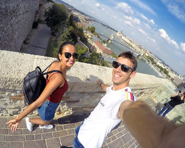 Mirador del Castillo de Buda