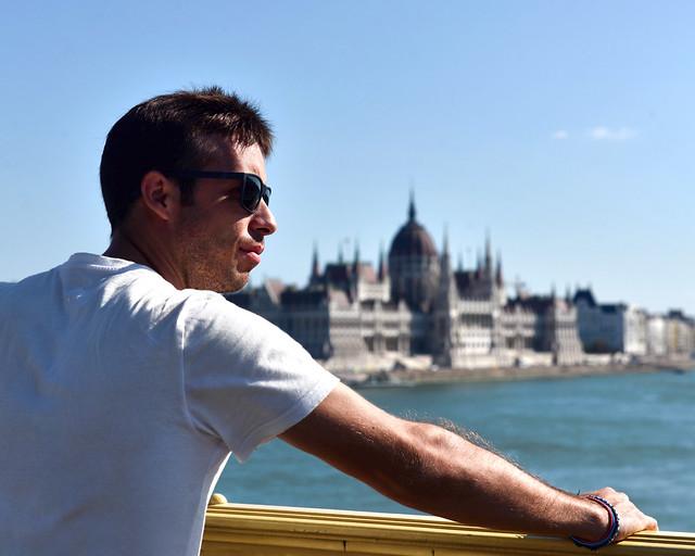 Mirador del Puente Margarita en Budapest