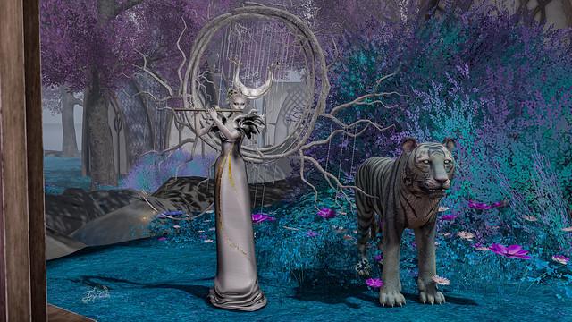 Travel in dreams… 275 go to Fantasy Faire 2021 - Danger Creature