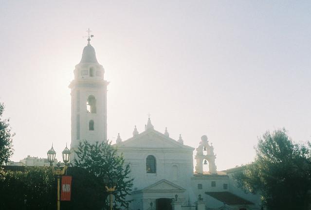 Basílica de Nuestra Señora del Pilar, Buenos Aires
