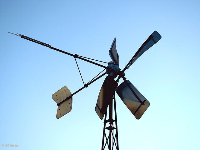 Het Bosman windmolentje