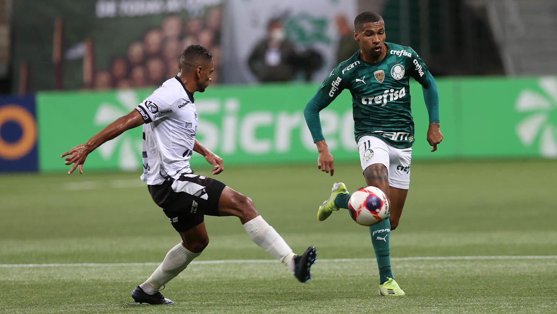 Palmeiras jogou novamente e perdeu jogo em casa no Paulistão