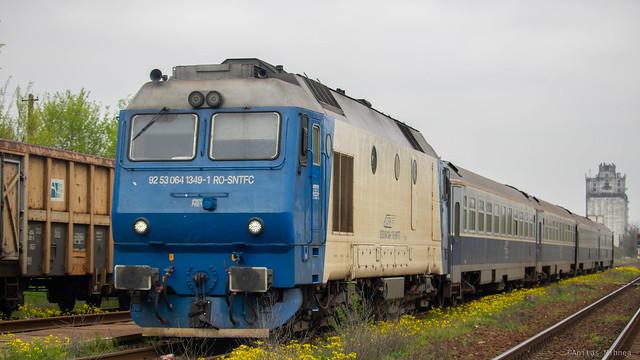 GM 1349 / CFR Calatori